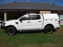PX FORD RANGER DUAL CAB RWD CAN FREIGHT TURBO DIESEL ALLOY WHEELS Aberdeen Upper Hunter Preview