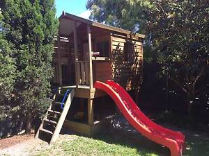 Cubby house and slide Sandringham Bayside Area Preview