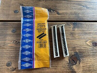 Vintage Hoover Starlight U2002 U2068 Vacuum Cleaner Brush Strips Inserts 2 Sets