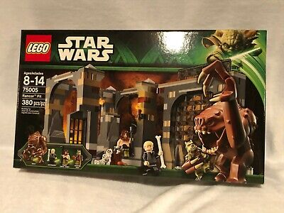 **BRAND NEW** Lego Star Wars 75005 Rancor Pit Factory Sealed