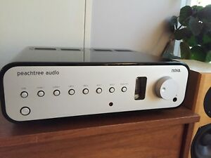 Peachtree Nova integrated amp
