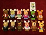 Vinylmation Muppets Set