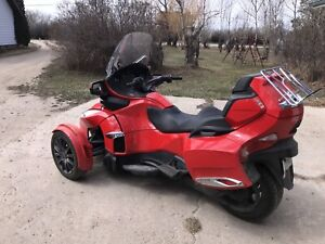 2013 Can-am Spider RTS
