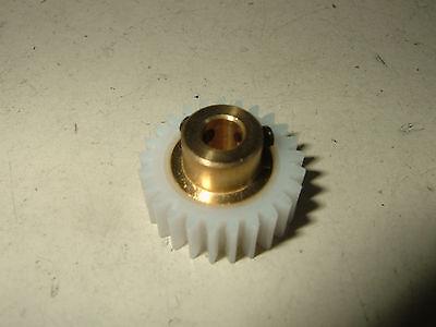 Reprap Mendel Prusa 3d Printer Extruder Stepper Motor Gear 5mm Shaft Nema 17