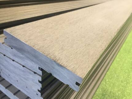 Top Quality Composite Decking on Special from only $6.90 per m