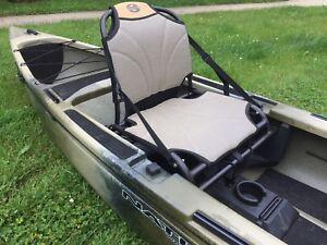 Kayak de pêche ultimate FX 12 de Native watercraft