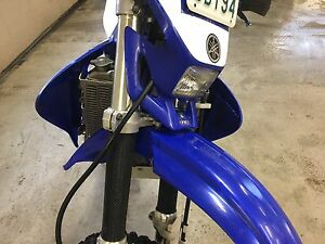 Mint 02 wr250f yamaha with ownership obo