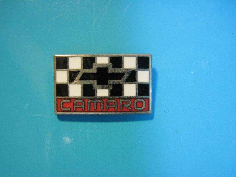 CHEVROLET CAMARO - Hat pin , lapel pin , tie tac , hatpin  GIFT BOXED