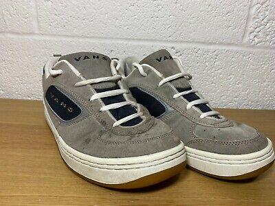 Vans Trainers - Vintage Retro Skate Shoes - Size 10.5 - Maverick