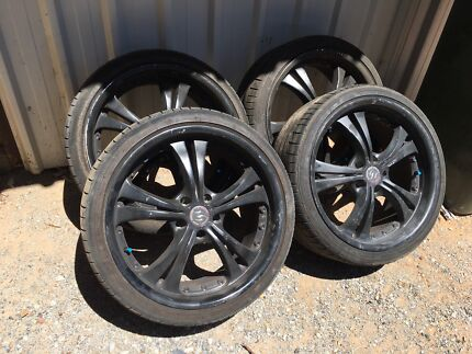 19inch wheels $300.  Ford Lexus Toyota Young Young Area Preview