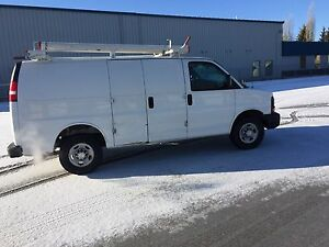 2009 Chevy express