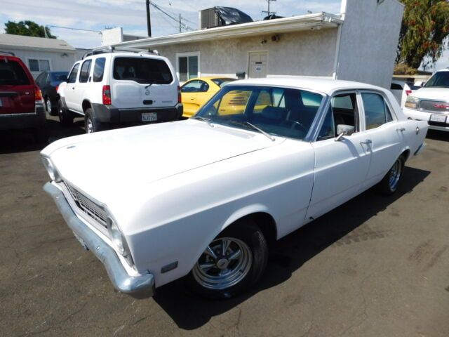Image 1 of Ford: Galaxie White…