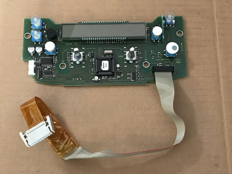 Eppendorf 5424 Centrifuge Control Panel Display Board 806-007-00