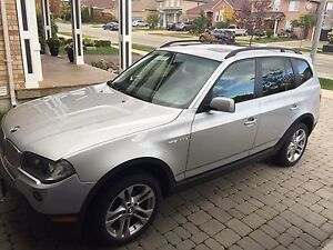 2008 BMW X3 3.0SI - One Owner- Car Proof