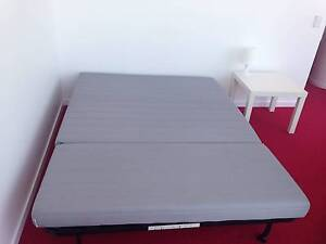 **ALMOST NEW** IKEA LYCKSELE LÖVÅS Sleeper sofa Docklands Melbourne City Preview