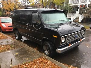 Ford Econoline 1978 Shorty