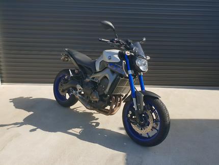 2015 Yamaha MT09 ABS Wollongong Wollongong Area Preview