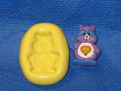 CAREBEARS with BELLIES Chocolate Candy Soap Mold