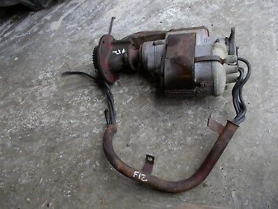 Mccormick Deering Farmall F12 Tractor Engine Motor Magneto Drive Wire Holder