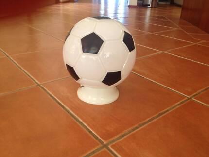 Soccer ball light fitting- FREE