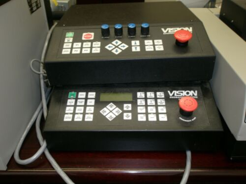 VISION PHOENIX ENGRAVER PLUS CYLINDRICAL ENGRAVER AND MANY EXTRAS