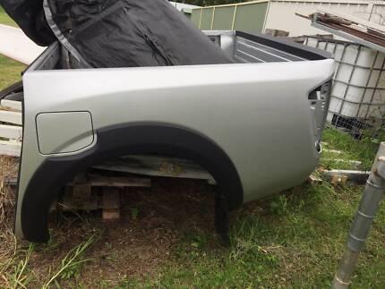 Nissan Navara RX Tub