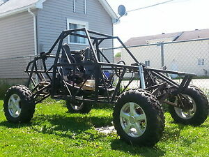 188 hp badland buggy