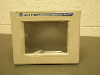 Allen Bradley Panelview Plus 600 2771p-t6c20d Ser C