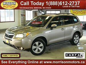 2016 Subaru Forester 2.5i Convenience Package w/PZEV
