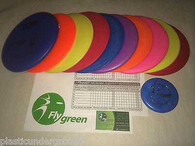 10 DISC INNOVA FRISBEE GOLF CUSTOM MADE SET W/ MINI MARKER. YOU PICK THE DISCS.](Custom Frisbee)
