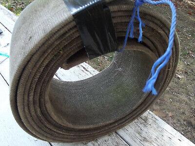 Steam Hit-n-miss John Deere Allis Ford Tractor Vintage Pulley Flat Belt 8 300
