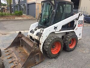 Bobcat S130 Skid Steer Loader Arundel Gold Coast City Preview