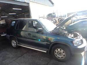 WRECKING / DISMANTLING 1998 GREEN HONDA CRV SPORT AUTO North St Marys Penrith Area Preview