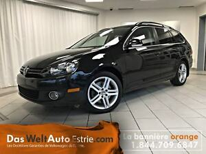 2012 Volkswagen Golf Wagon 2.0 TDI Comfort, Automatique