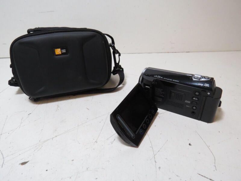 JVC-Everio-Digital Camcorder GZ-MS230BU Super LoLux 45X Dynamic Zoom
