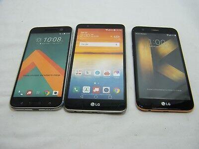 Широкоэкранные телефоны non working LG Bundle