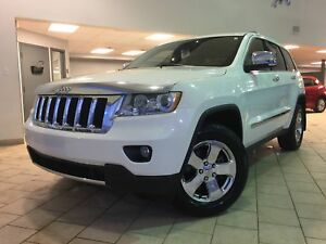 JEEP GRAND CHEROKEE LIMITED 4X4 TOIT PANO NAVIGATION CUIR