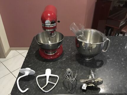 KitchenAid Artisan Bench Mixer   Empire Red KSM150