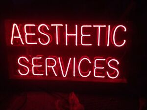 Aesthetics Service sogn