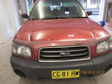 2004 Subaru Forester Wagon Strathfield Strathfield Area Preview