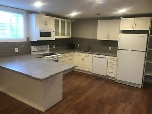 St. Albert Basement Suite For Rent