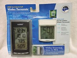 La Crosse Technology Wireless Indoor Outdoor Thermometer 9013