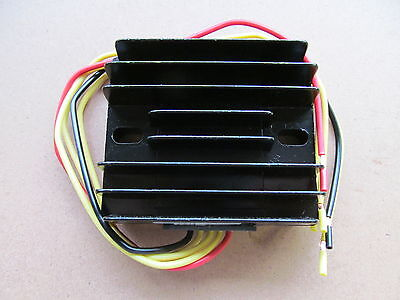 10121 TRIUMPH SINGLE PHASE 12V 200W 16AMP SOLID STATE RECTIFIER REGULA
