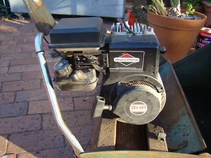 Scott Bonnar Reel Mower with 3HP Briggs & Stratton engine 4Stroke Prospect Prospect Area Preview