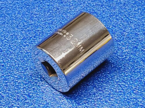 PROTO PROFESSIONAL 32MM 1/2 DR 12 POINT SOCKET 5432M CLASSIC USA HAND TOOL LOT