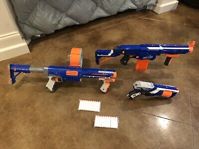 Bundle 3 Nerf guns