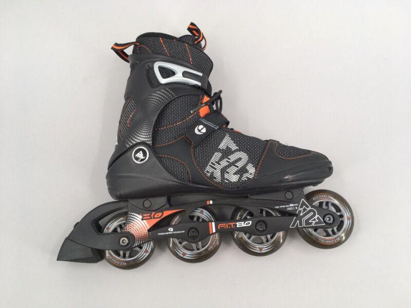 Roller Skate K2 FIT 80 Size 10 EXC Condition Rollerblades - In-line Skates