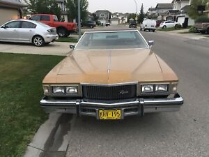 Price Reduced! 1975 Buick Riviera 455 Big Block for sale