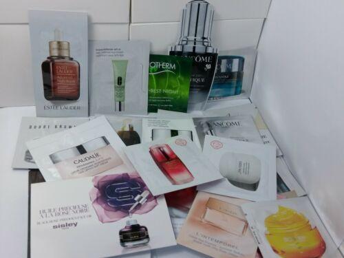 10 Gemischte Luxus Pflege Proben - zB. Chanel, Dior, Sisley, Shiseido.....