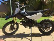Thumpstar 150cc DirtBike (Hardly Used) Doubleview Stirling Area Preview